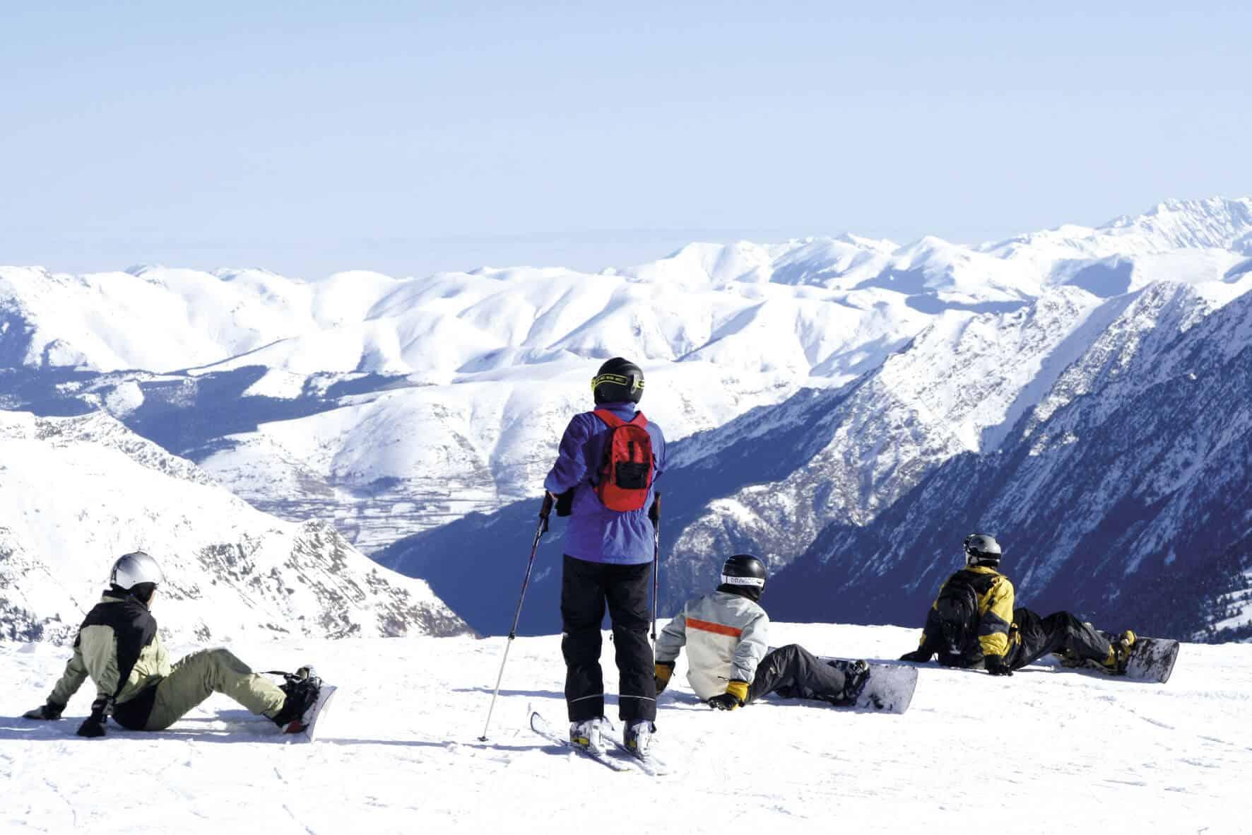 Ski à Piau-Engaly