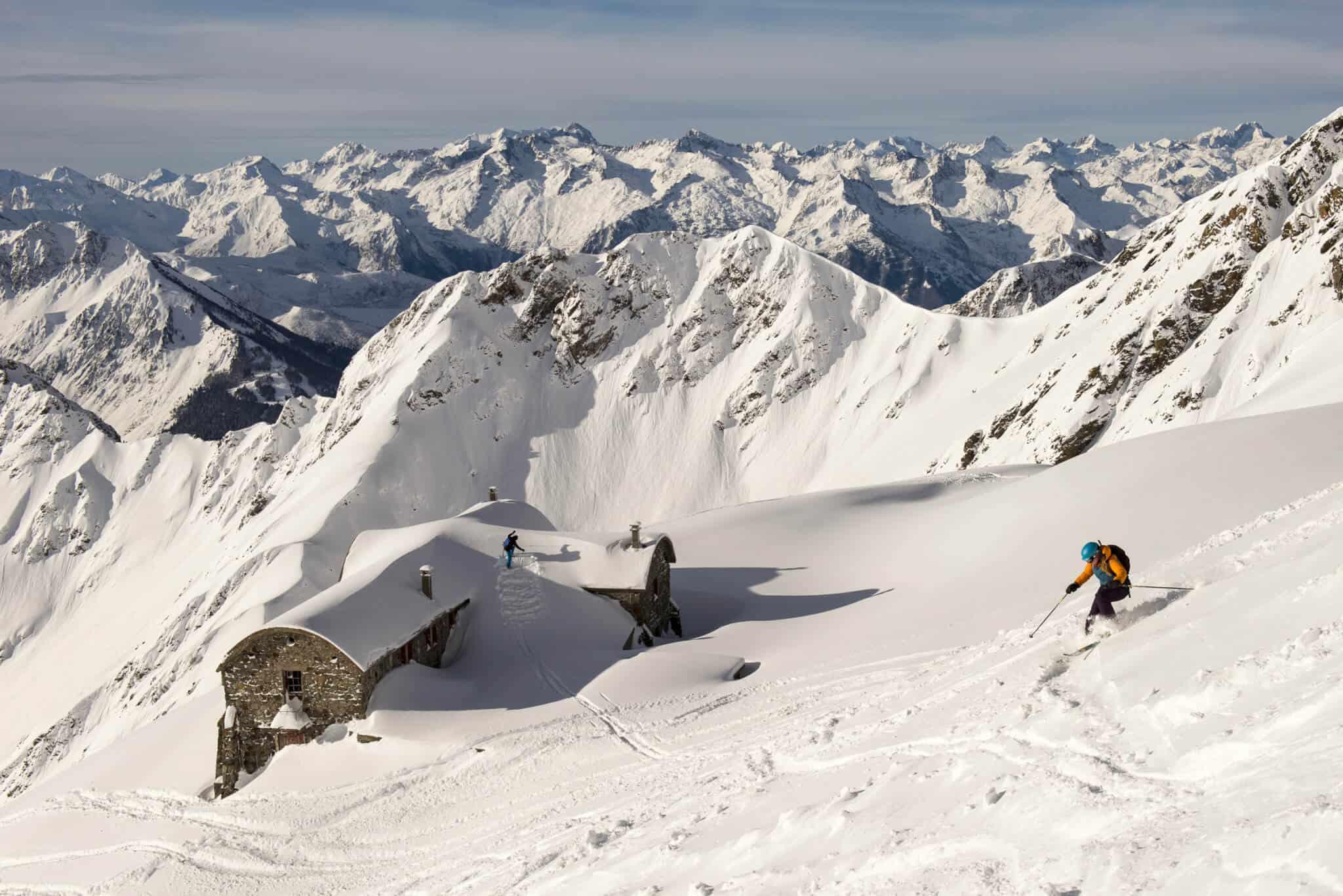 Grand ski au programme