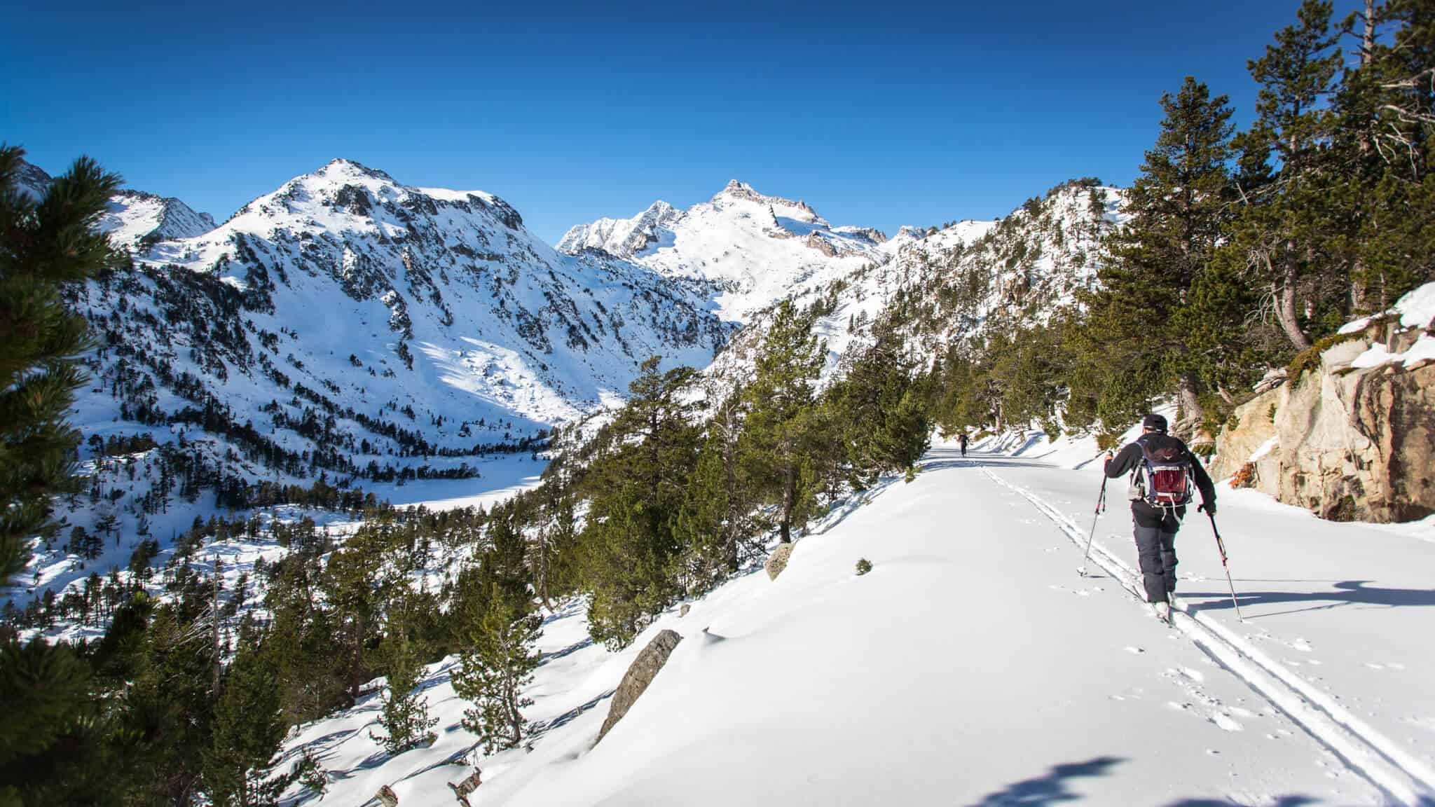 Programme : ski de rando !