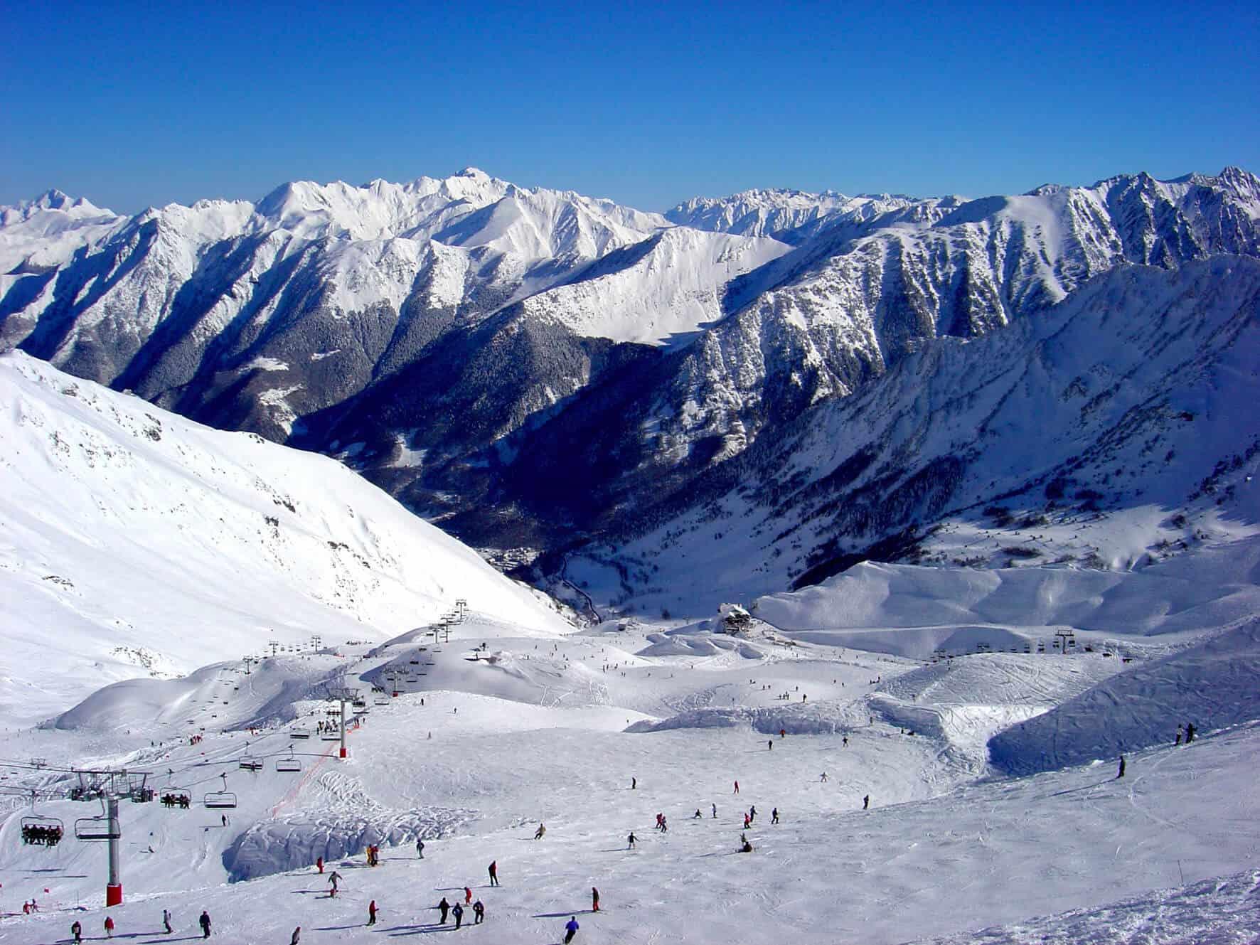 Cauterets, votre station de ski
