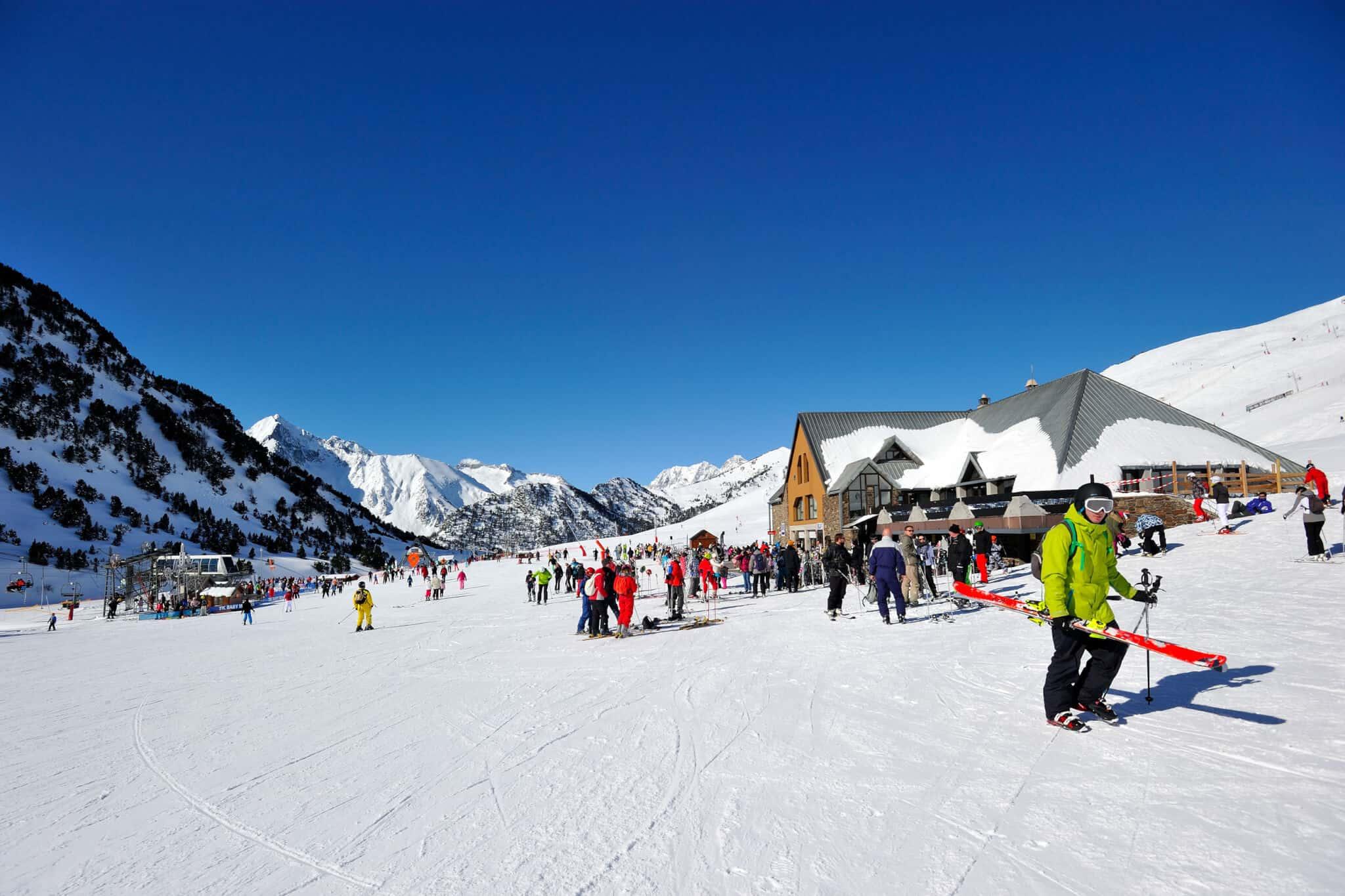 Saint-Lary, votre station de ski
