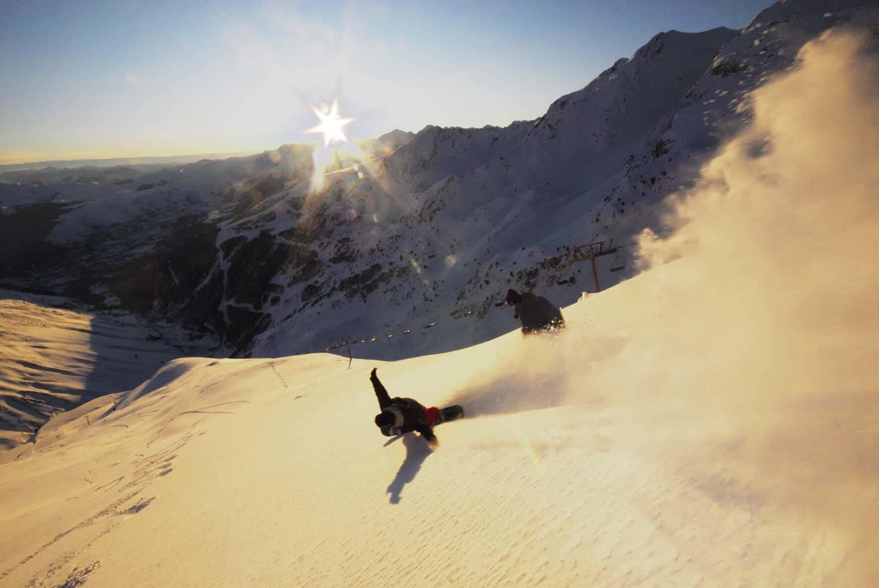 Saint Lary, votre station de ski
