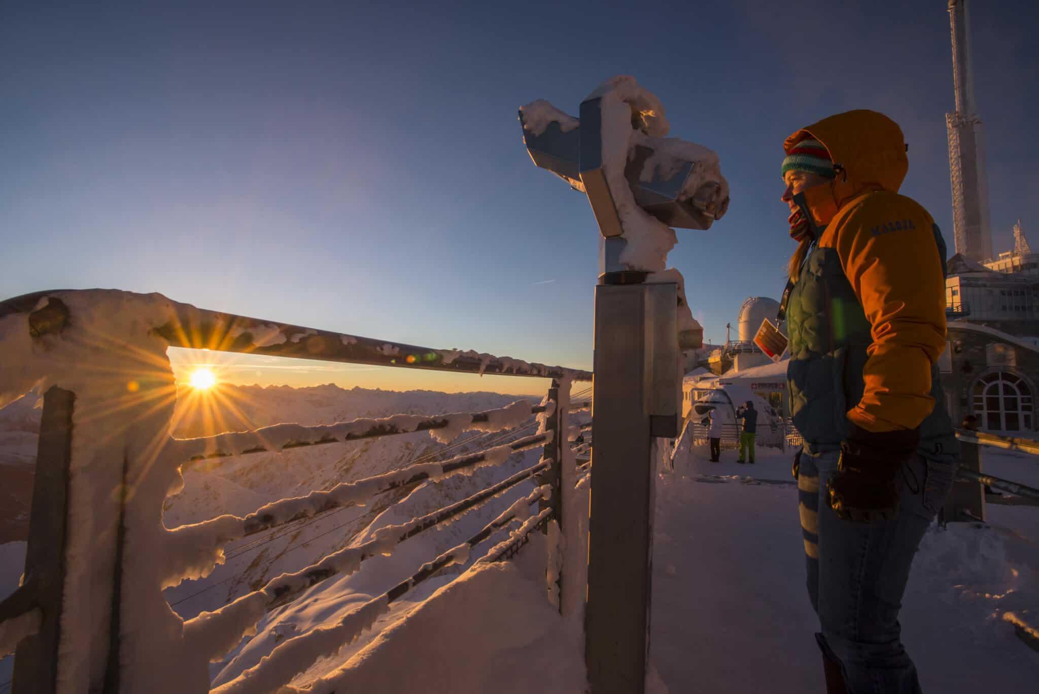 Le Pic du Midi : sommet mythique