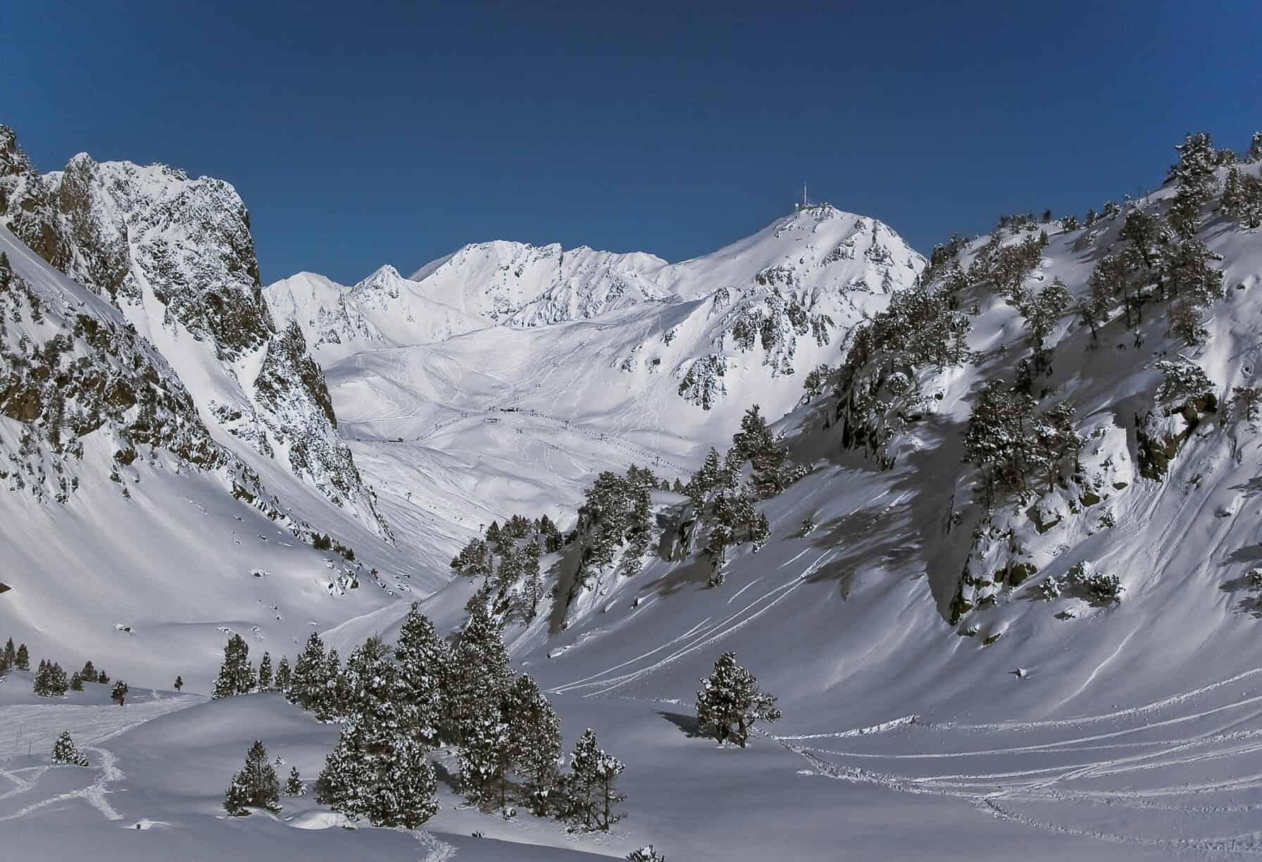 Grand Tourmalet, votre station de ski