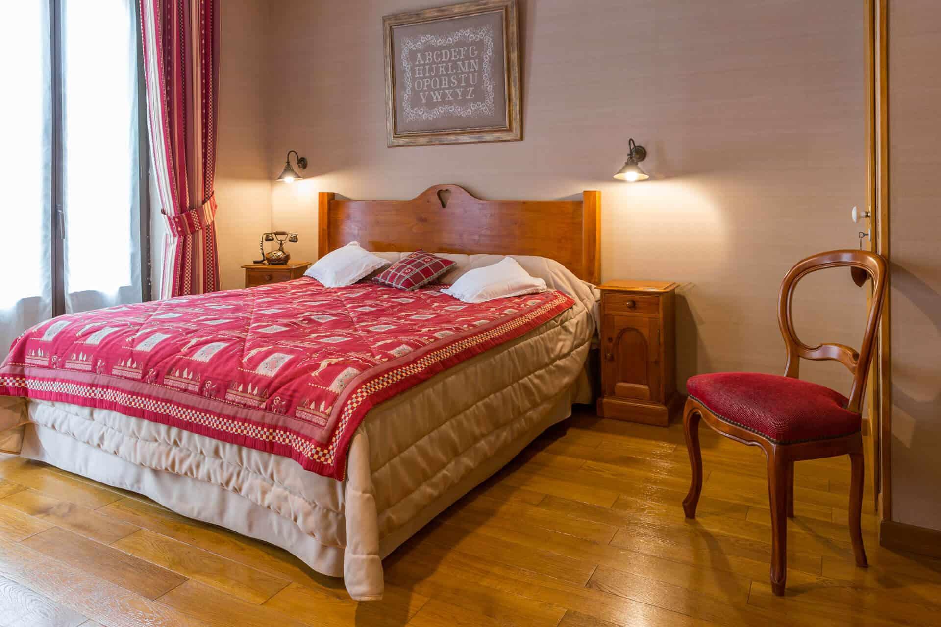 Nuits en chambres d'hôtes et hôtels