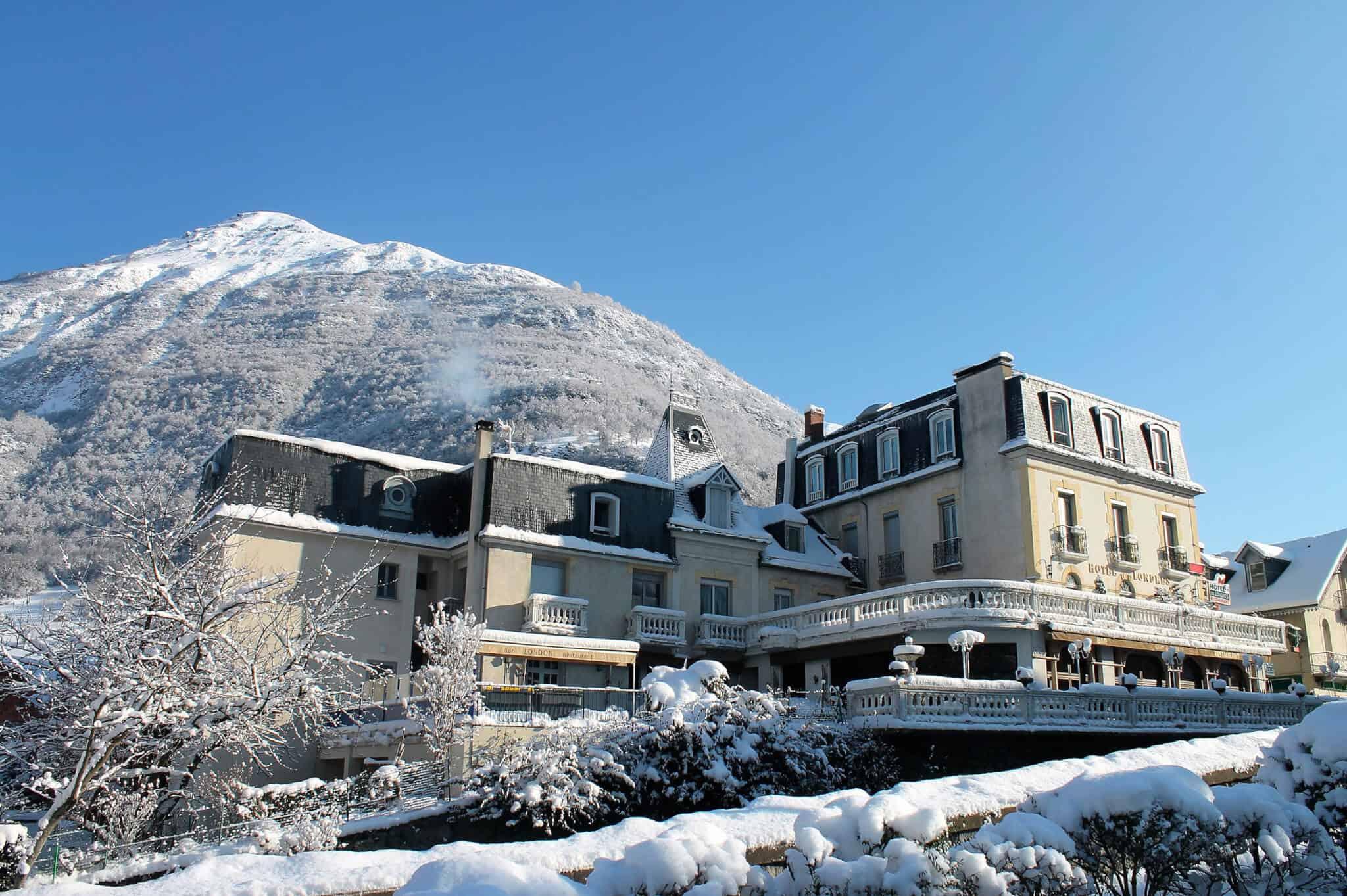 Votre hôtel, au coeur du village de Luz-Saint-Sauveur