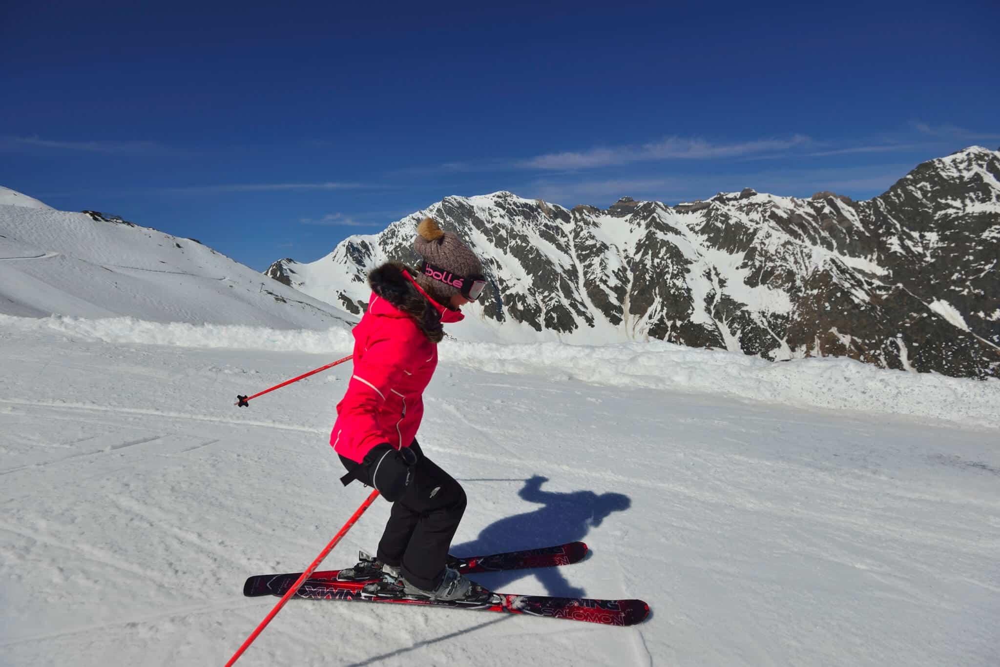 Ski à Luz-Ardiden