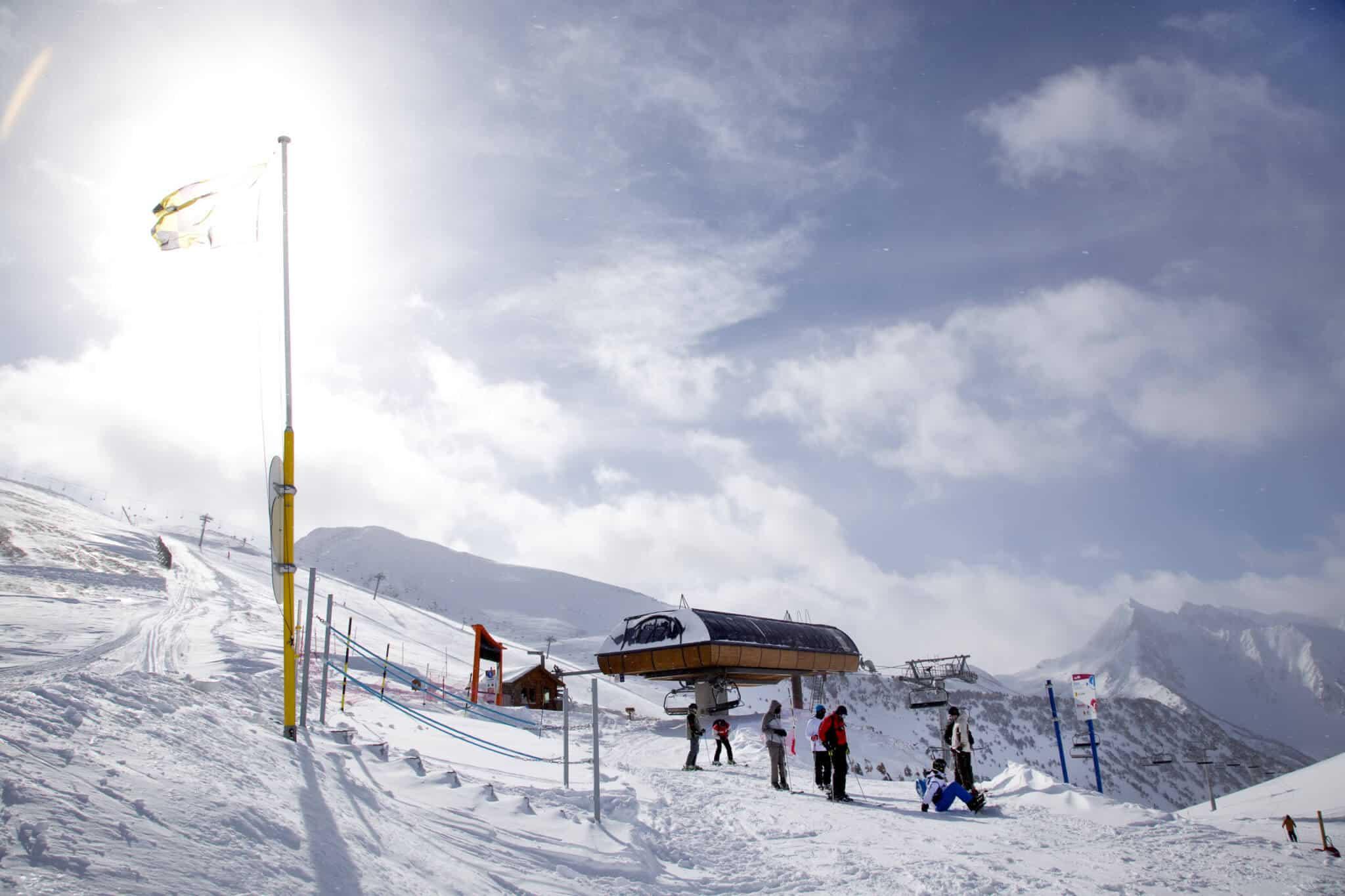 Saint-Lary offre 3 secteurs de glisse pour toujours plus de ski