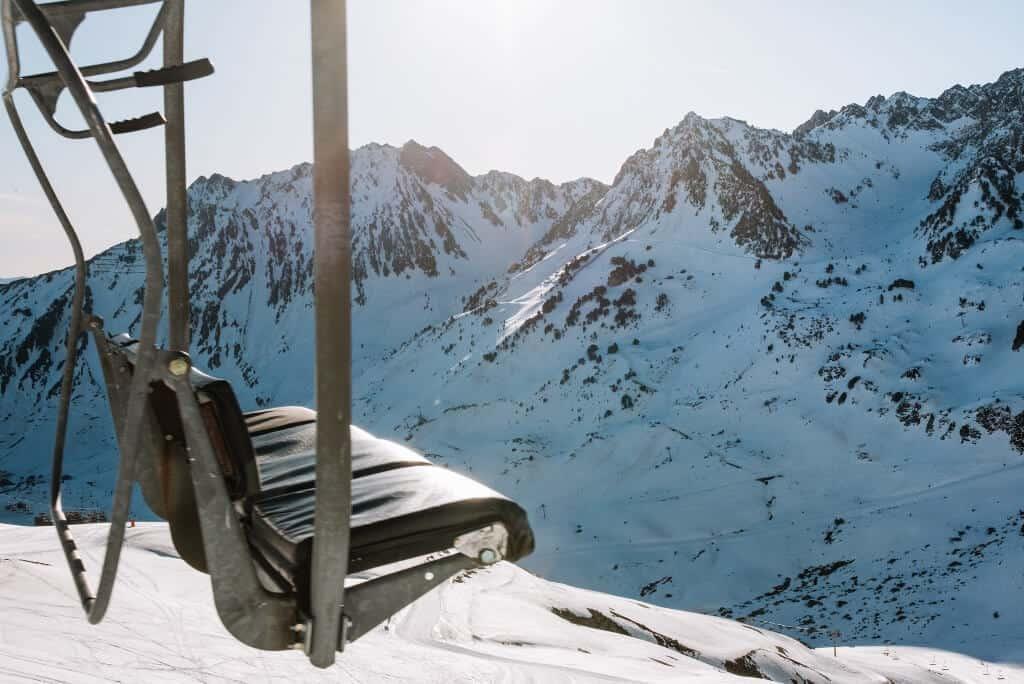 Ski au Grand Tourmalet