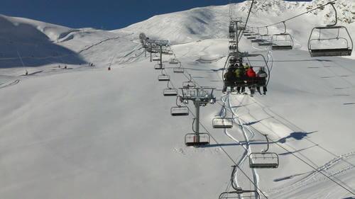 Saint-Lary, station de ski pyrénéenne