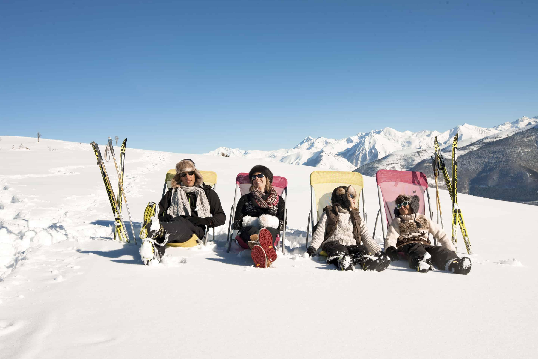 Pause transat au Val d'Azun