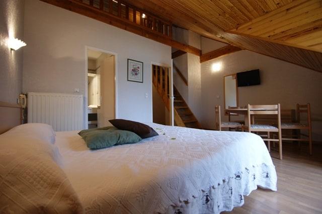 Chambre hôtel Aurélia