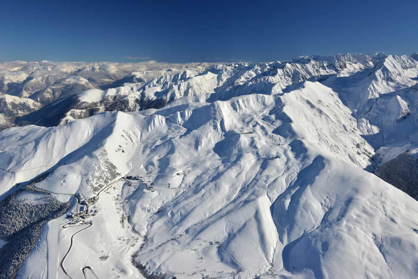 Peyragudes, votre station de ski